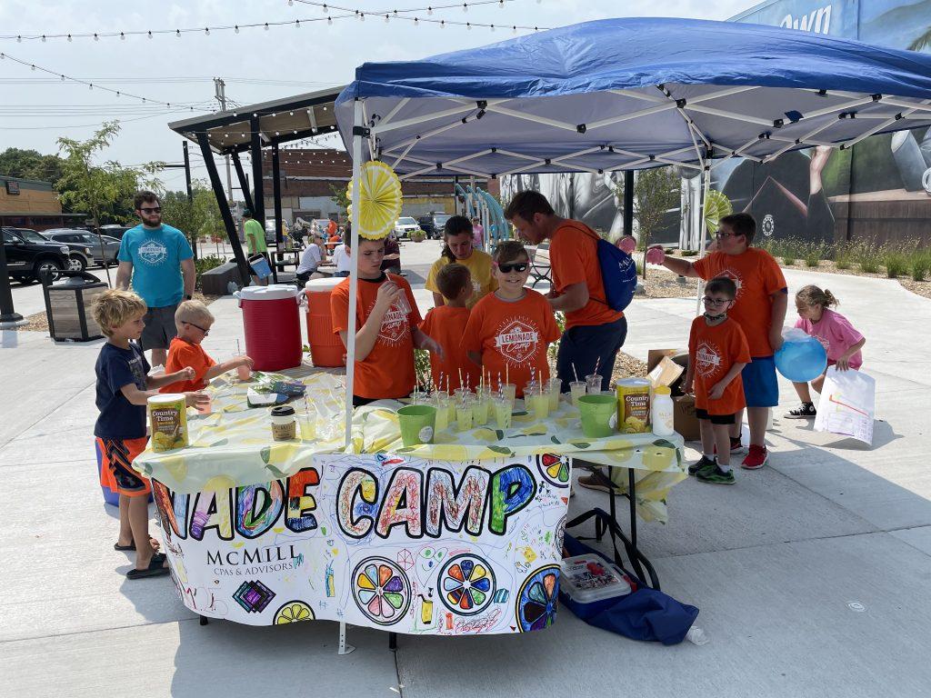Lemonade Camp 2021